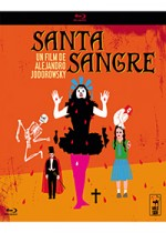 Jaquette Santa sangre (Édition Collector)