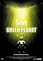 Jaquette Save the Green Planet