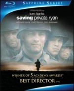 Jaquette Saving Private Ryan