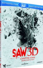 Jaquette Saw 3D (Blu-ray 3D)