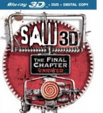 Jaquette Saw 3D: The Final Chapter (Two-Disc Combo: Blu-ray 3D /  DVD / Digital Copy)