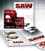 Jaquette Saw Director's Cut Collector's Edition