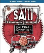 Jaquette Saw: The Final Chapter (Two-Disc Blu-ray/DVD Combo + Digital Copy)