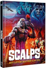 Jaquette Scalps (Blu-Ray+DVD) - Cover A