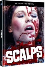 Jaquette Scalps (Blu-Ray+DVD) - Cover B