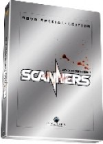 Jaquette Scanners 1-3 (Limited Steelbook Edition)