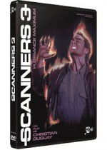 Jaquette Scanners 3 : Puissance maximum