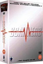 Jaquette Scanners: Complete Boxset