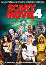 Jaquette Scary Movie 4