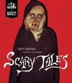 Jaquette Scary Tales