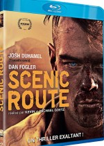 Jaquette Scenic Route EPUISE/OUT OF PRINT