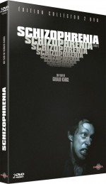 Jaquette Schizophrenia (édition collector 2 DVD)