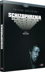 Jaquette Schizophrenia EPUISE/OUT OF PRINT