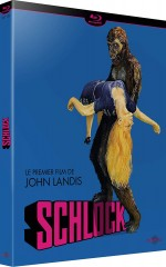 Jaquette Schlock (Bluray)