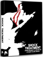 Jaquette Schock Treatment (Bluray)