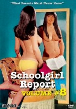 Jaquette Schoolgirl Report 8: What Parents Must Never Know