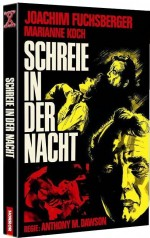 Jaquette Schreie in der Nacht (1 DVD)