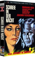 Jaquette Schreie in der Nacht (Big Hardbox 2 DVD) EPUISE/OUT OF PRINT