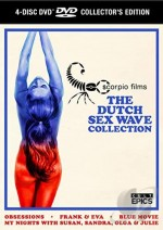 Jaquette Scorpio Films: The Dutch Sex Wave Collection