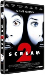 Jaquette Scream 2