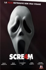 Jaquette Scream 4
