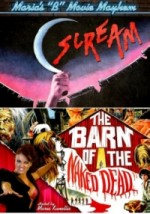 Jaquette Scream / Barn of the Naked Dead
