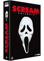 Jaquette Scream - coffret
