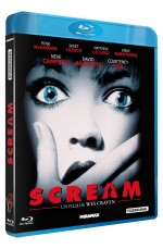 Jaquette Scream  EPUISE/OUT OF PRINT