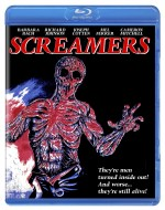 Jaquette Screamers