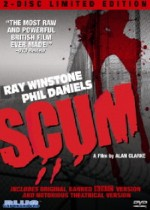 Jaquette Scum 2 disc Limited Edition