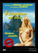 Jaquette SECHS SCHWEDINNEN AUF IBIZA EPUISE/OUT OF PRINT