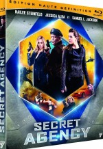 Jaquette Secret Agency