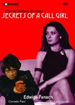 Jaquette Secrets of a Call Girl EPUISE/OUT OF PRINT