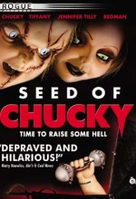 Jaquette Seed of Chucky Unrated