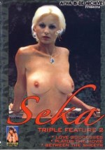 Jaquette Seka Triple Feature 2