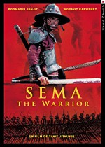Jaquette Sema the Warrior