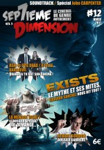 Jaquette Sep7i�me Dimension 12
