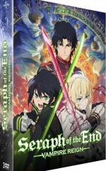 Jaquette Seraph of the End - Saison 1 - Vampire Reign