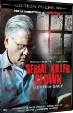 Jaquette Serial Killer Clown : Ce cher Mr Gacy (Édition Premium)