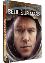 Jaquette Seul sur Mars (Combo Blu-ray 3D + Blu-ray + Digital HD - �dition Collector Limit�e bo�tier SteelBook)