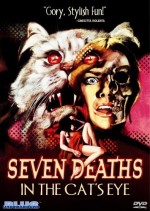 Jaquette Seven Deaths in the Cats Eye