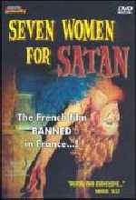 Jaquette Seven Women for Satan