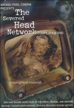 Jaquette Severed Head Network