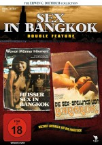 Jaquette Sex in Bangkok (Double Feature)