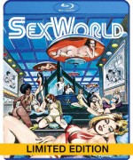 Jaquette Sex World (CD / DVD / Blu-Ray All Region Combo)