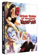 Jaquette Sexual-Terror der entfesselten Vampire (Cover B) EPUISE/OUT OF PRINT