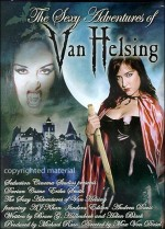 Jaquette Sexy Adventures of Van Helsing