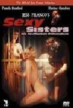 Jaquette SEXY SISTERS - DIE TEUFLISCHEN SCHWESTERN EPUISE/OUT OF PRINT