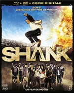 Jaquette Shank (�dition Blu-ray + DVD + Copie digitale)