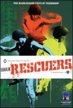 Jaquette Shaolin Rescuers